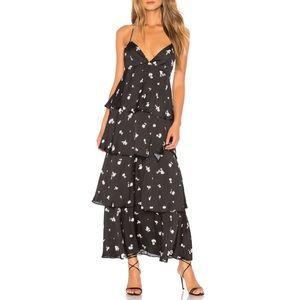 Bardot Dalia Tiered Dress